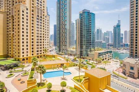 شقة 1 غرفة نوم للبيع في جميرا بيتش ريزيدنس، دبي - VACANT 1 Bed / Marina View / BUY TODAY!