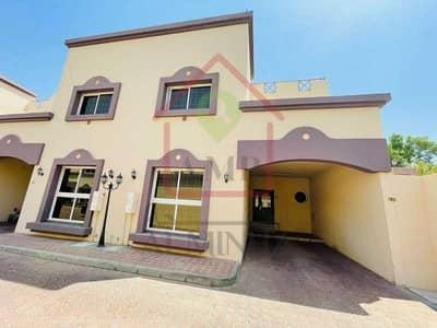 5 Bedroom Villa for Rent in Al Mutarad, Al Ain - 5 Bedroom Villa With Small Back Yard & Shared Pool