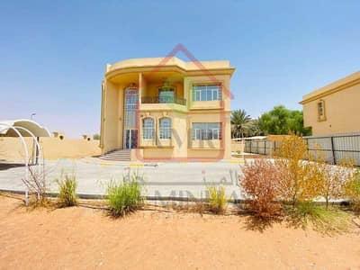 4 Bedroom Villa for Rent in Al Towayya, Al Ain - Amazing 4 Br Villa   With Private Huge Yard