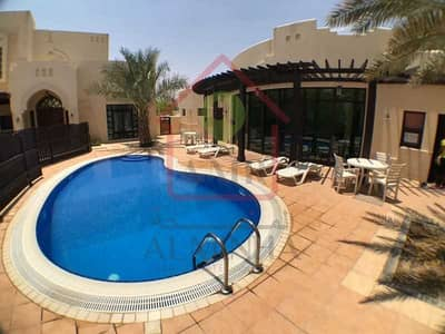 4 Bedroom Villa for Rent in Al Mutarad, Al Ain - All Masters  Pool & Gym   Shaded Parking