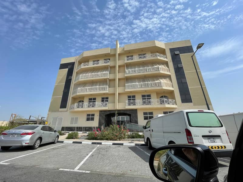 Brand New |  G+4 STAFF RESIDENTIAL BUILDING