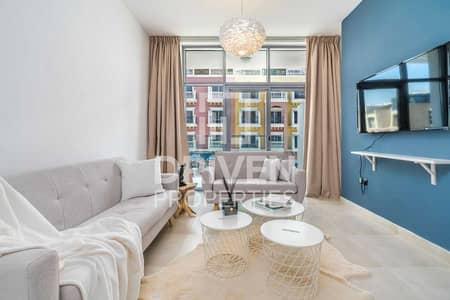 فلیٹ 3 غرف نوم للبيع في قرية جميرا الدائرية، دبي - Furnished With Maid's I Stylish & Modern