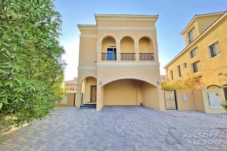 فیلا 4 غرف نوم للبيع في ذا فيلا، دبي - Four Bedrooms | Vacant | 5677 Sq. Ft. Plot