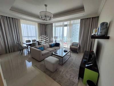 فلیٹ 2 غرفة نوم للايجار في وسط مدينة دبي، دبي - New listing| Vacant |Luxury 2BR Burj Khalifa View