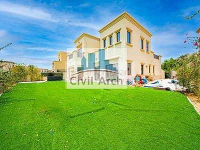 فیلا 6 غرف نوم للبيع في المرابع العربية 2، دبي - LAST 6BR OF 8207 SQFT-25/75%+3 YR PAY-HANDOVER ON Q4 2021