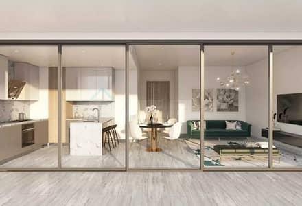 شقة 1 غرفة نوم للبيع في واجهة دبي البحرية، دبي - Contemporary 1BR close to Metro with Payment Plan