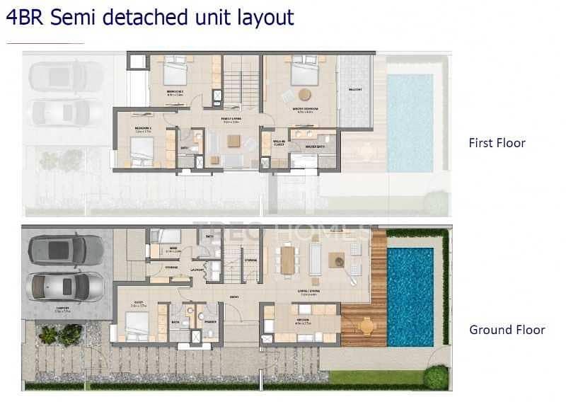 11 4 bed semi detached | Fantastic location