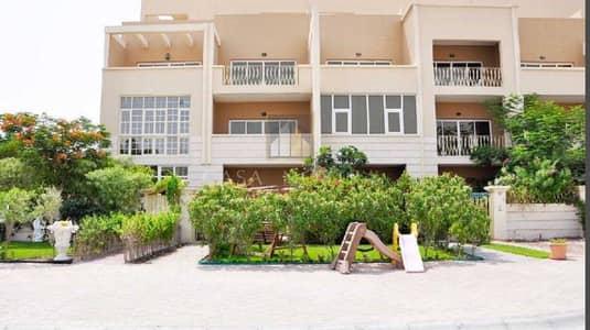 تاون هاوس 4 غرف نوم للبيع في قرية جميرا الدائرية، دبي - Good Investment  Deal Vacant 4BR Closed Kitchen