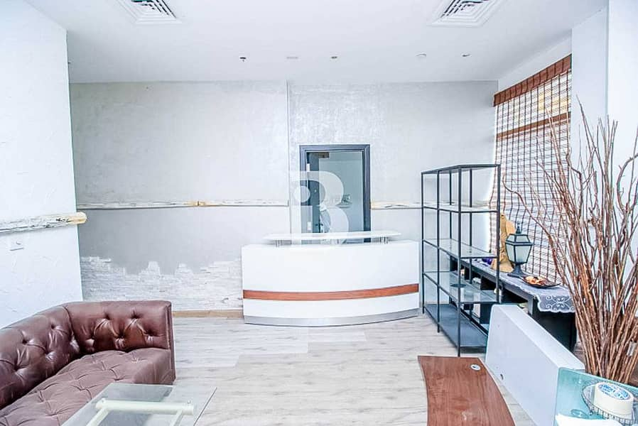 2 Fitted Retail|Perfect Location|Lake View