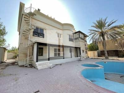 4 Bedroom Villa for Rent in Al Barsha, Dubai - HOT LIST! 4BR+M+D 2 KITCHENS PRIVATE POOL + GARDEN