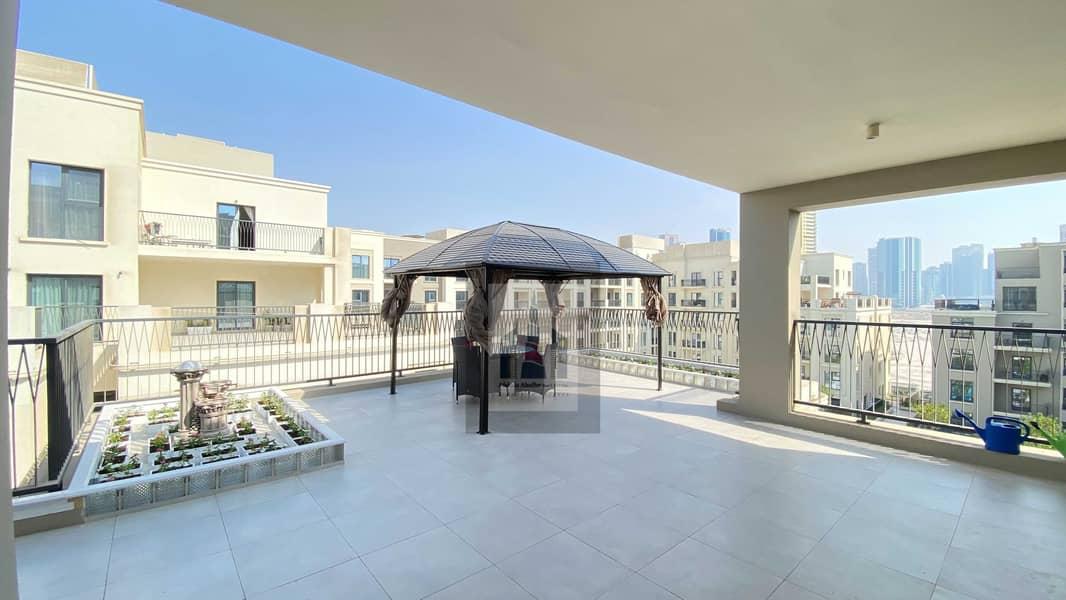 شقة في جزيرة مريم الخان 3 غرف 120000 درهم - 5294303