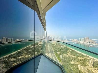 شقة 3 غرف نوم للايجار في مدينة دبي للإعلام، دبي - Luxurious /Modern / Amazing Palm and Marina Views