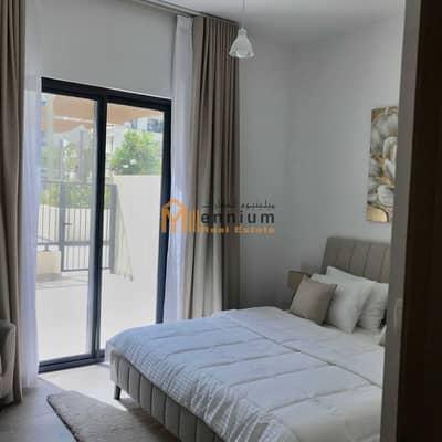 فلیٹ 1 غرفة نوم للبيع في الخان، الشارقة - LUXURY FURNISHED APARTMENT DIRECTLY POOL VIEW