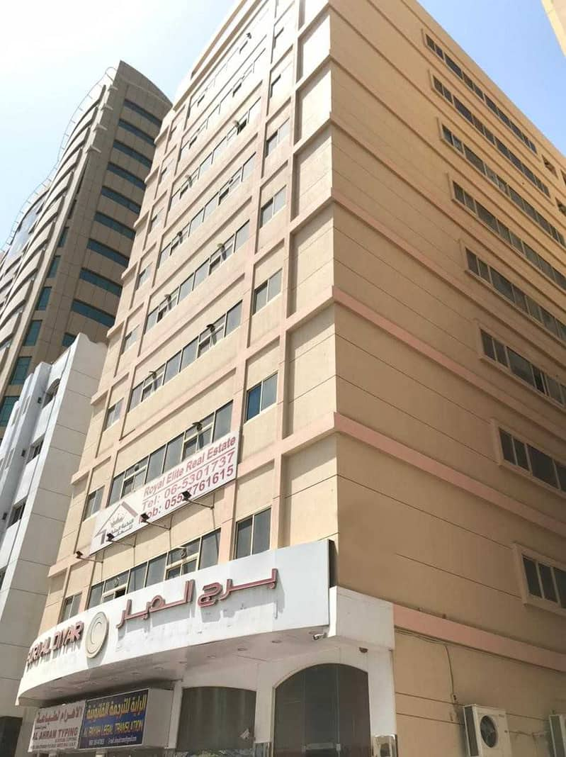 2 BHK in  Al Nabaa- Sharjah - With 2 Months Free