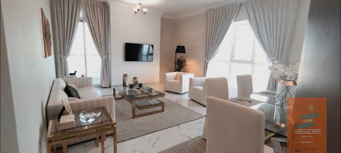 2 Bedroom Flat for Sale in Al Rashidiya, Ajman - For sale Free 100% for all nationalities without interest premiums 5% _ 7-year immediate receipt