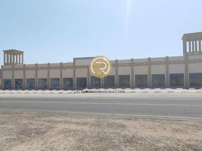 محل تجاري  للبيع في مصفوت، عجمان - للبيع مبني محلات في منطقة مصفوت 8 - عجمان مخطط الواحة