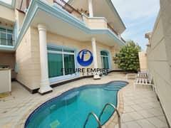 Luxury Unfurnished 5-BHK Villa | Nearby Jumeirah Beach