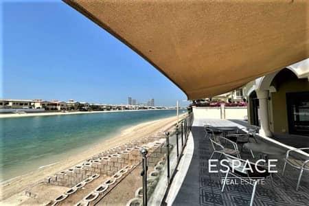 فیلا 5 غرف نوم للايجار في نخلة جميرا، دبي - Negotiable for Famiy - Keys with Me