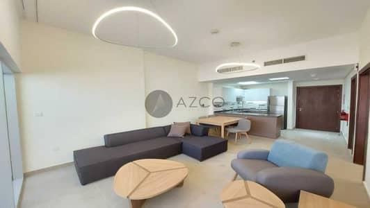 فلیٹ 1 غرفة نوم للايجار في الفرجان، دبي - مفروشة | تصميم واسع | وسائل الراحة الحديثة