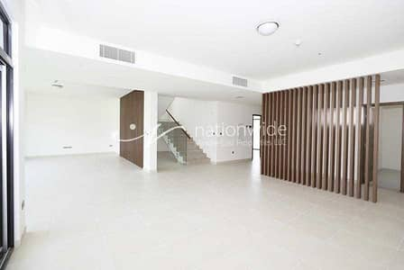 فیلا 4 غرف نوم للايجار في جزيرة ياس، أبوظبي - Contemporary Family House With Trendy Lifestyle