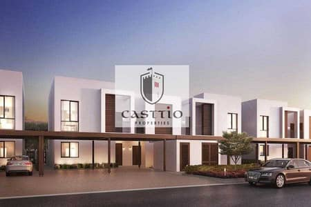 2 Bedroom Villa for Sale in Al Ghadeer, Abu Dhabi - Own a villa on the borders of Abu Dhabi and Dubai at an attractive price