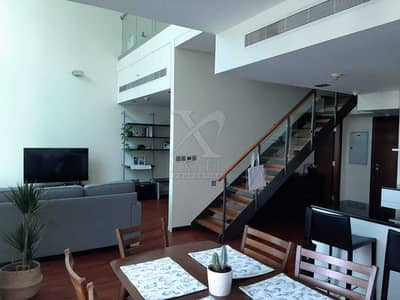 2 Bedroom Apartment for Sale in DIFC, Dubai - 2 BHK Duplex l High Floor l Fully Furnished