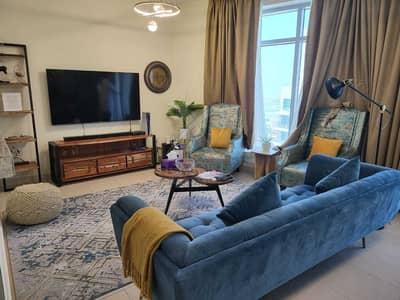 2 Bedroom Flat for Sale in Dubai Marina, Dubai - Resale | High Floor | Unfurnished | Partial Marina View