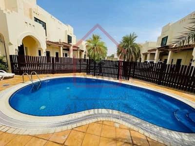 4 Bedroom Villa for Rent in Al Mutarad, Al Ain - Luxurious Villa With Pool & Gym   Back Yard