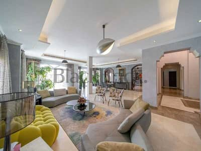 5 Bedroom Villa for Sale in Arabian Ranches, Dubai - Exquisite family home |Spectacular golf views