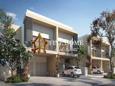 2 Bedroom Villa for Sale in Yas Island, Abu Dhabi - New Community For Family   W 0 commission