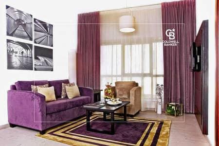 1 Bedroom Hotel Apartment for Sale in Barsha Heights (Tecom), Dubai - Metro Central Hotel Apartment | Barsha Heights