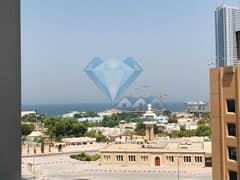 شقة في أبراج عجمان ون الصوان 1 غرف 24000 درهم - 5028230
