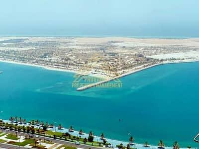 2 Bedroom Flat for Rent in Al Markaziya, Abu Dhabi - Amazing sea view  Huge Apt  All Facilizes 