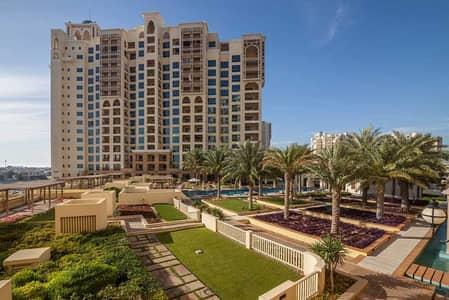 فلیٹ 2 غرفة نوم للايجار في نخلة جميرا، دبي - شقة في مساكن مارينا 6 مساكن المارينا نخلة جميرا 2 غرف 140000 درهم - 5423479