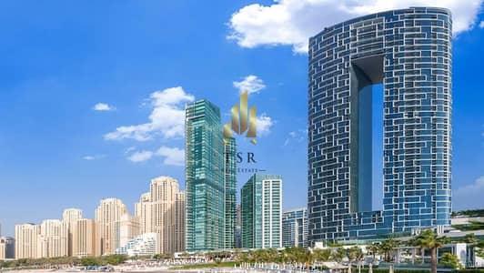 شقة 1 غرفة نوم للبيع في جميرا بيتش ريزيدنس، دبي - Spectacular Marina and Sea View | Fully Furnished