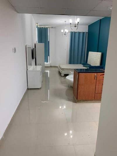 Studio for Rent in Al Nuaimiya, Ajman - Furnished Studio For Rent