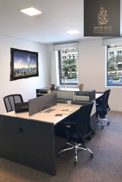 Office for Rent in Downtown Dubai, Dubai - Fully Furnished Offices-Dubai Downtown