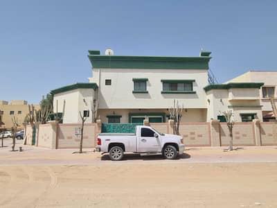 6 Bedroom Villa for Rent in Al Rawda, Ajman - VILLA AVAILABLE FOR RENT IN RAWDA 1