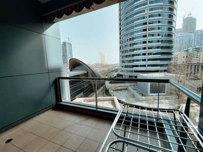 1 Bedroom Apartment for Rent in Dubai Marina, Dubai - Next to Metro  Station   Unfurnished    1 Bedroom