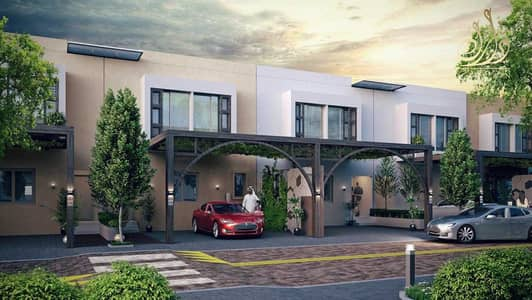 3 Bedroom Villa for Sale in Sharjah Sustainable City, Sharjah - luxury villas | ready soon | easy plan | 10% down payment only