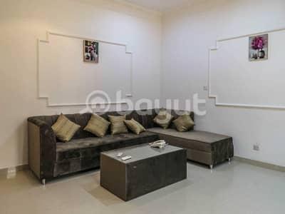 فیلا 2 غرفة نوم للايجار في المقطع، أم القيوين - فيلا للايجار غرفتين و صاله بمنتجع خاص