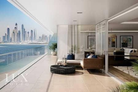 3 Bedroom Flat for Sale in Palm Jumeirah, Dubai - Payment Plan Unique Development Sea View