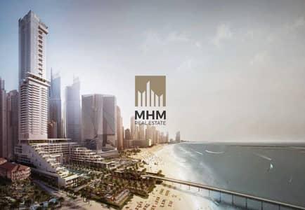 شقة فندقية 1 غرفة نوم للبيع في جميرا بيتش ريزيدنس، دبي - 10% Guaranteed ROI For 5 Yrs | New Launch | Fully Furnished