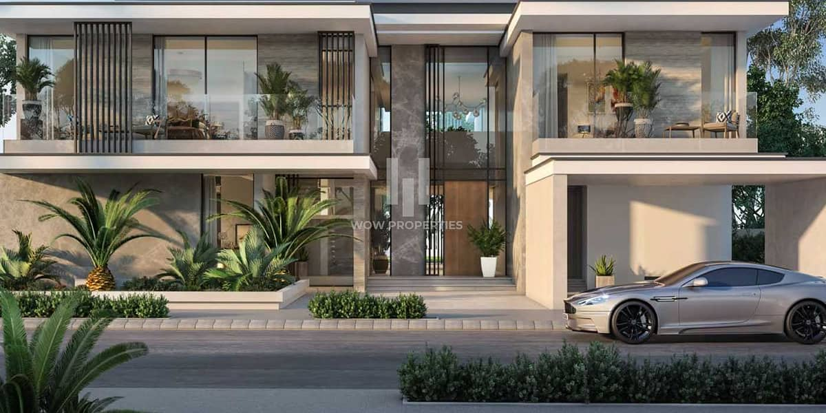 6 Richly Styled Designed 6- Bedroom Villas  Payment Plan