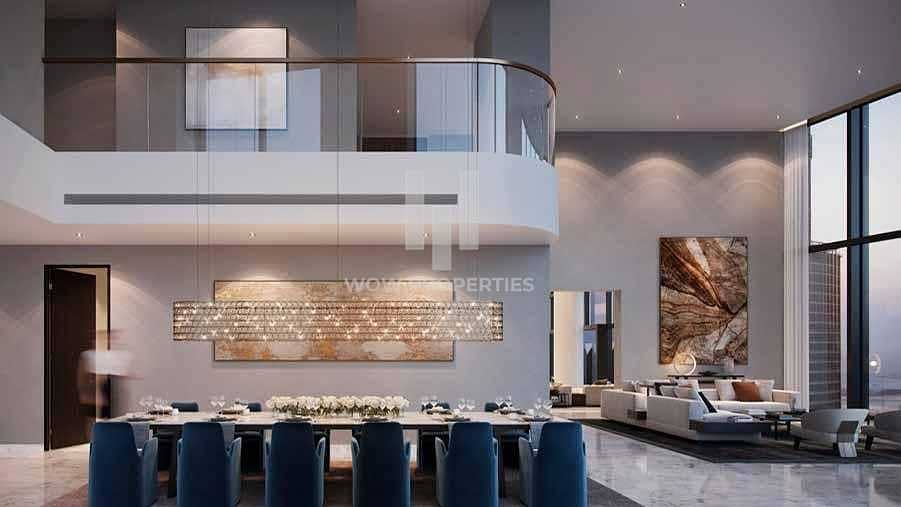 01 Series| 5 Year Payment Plan| Luxury 4 Bedroom Apartment