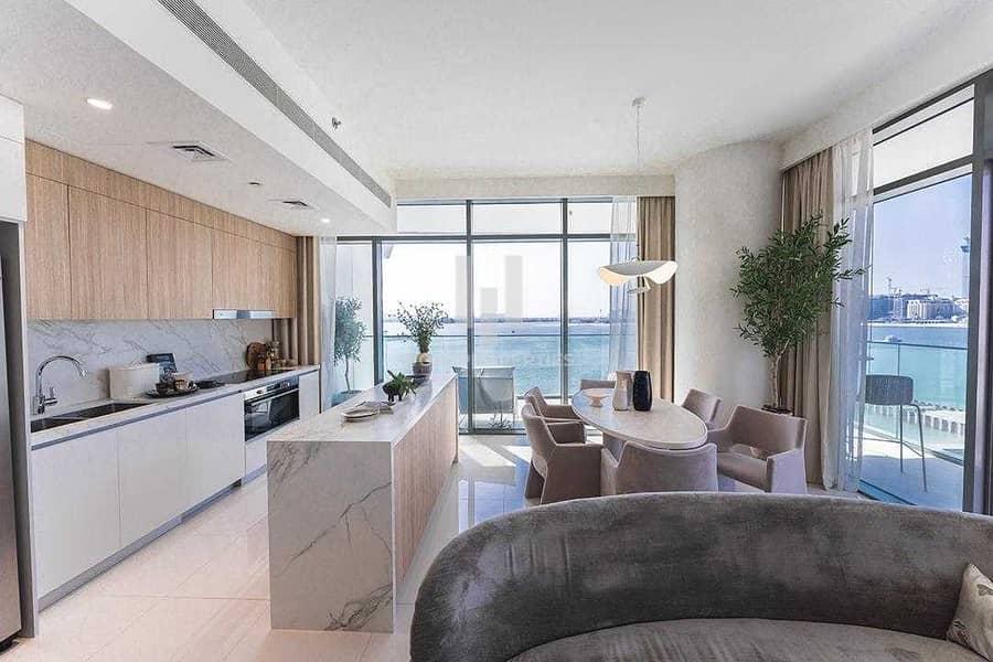 2 Palm View | Corner 3 Bed | Premium Post Handover Payment Plan