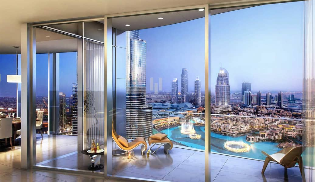 Luxury 3 Bhk with Stunning View Payment Plan  Multiple Options