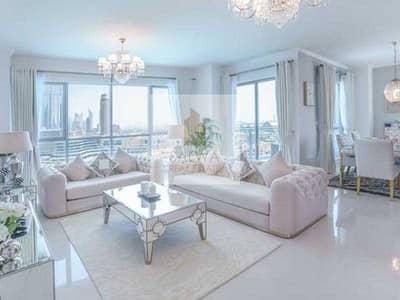 فلیٹ 3 غرف نوم للبيع في وسط مدينة دبي، دبي - 3 Bedroom Apartment // Burj Khalifa View // Spacious