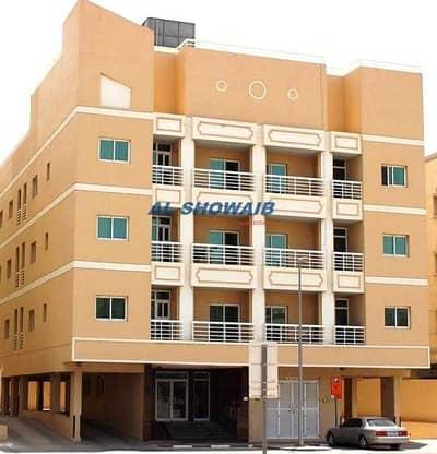 1 Bedroom Apartment for Rent in Bur Dubai, Dubai - BEAUTIFUL 1 BHK 2 BATH BALCONY PARKING AL RAFFA