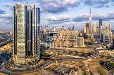 Hotel Apartment for Sale in Business Bay, Dubai - HOLLYWOOD LIFESTYLES   8% ROI   PARAMOUNT HOTEL   BUSINESS BAY  BAY